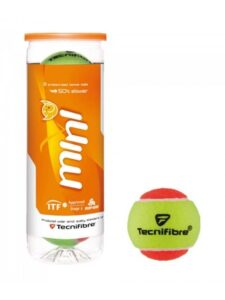 Tecnifibre Mini Stage 2 (3 Bal)