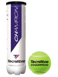 Tecnifibre Champion One (4 Bal)